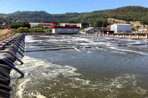 Languiru constrói nova estação de tratamento em Westfália