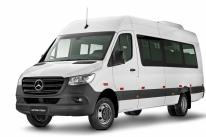 Mercedes-Benz apresenta nova opção para o transporte de pessoas