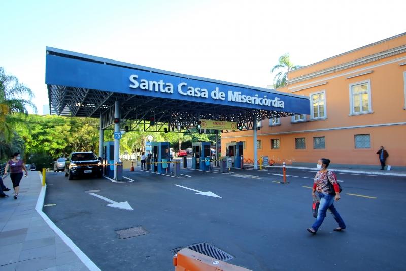 Complexo hospitalar é o único da região Sul do País a participar da pesquisa