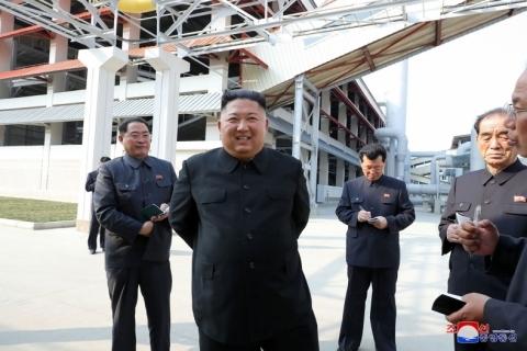 Coreias do Norte e do Sul trocam disparos na fronteira