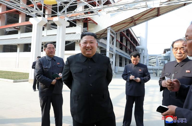 Incidente ocorreu um dia após o reaparecimento de Kim Jong-un