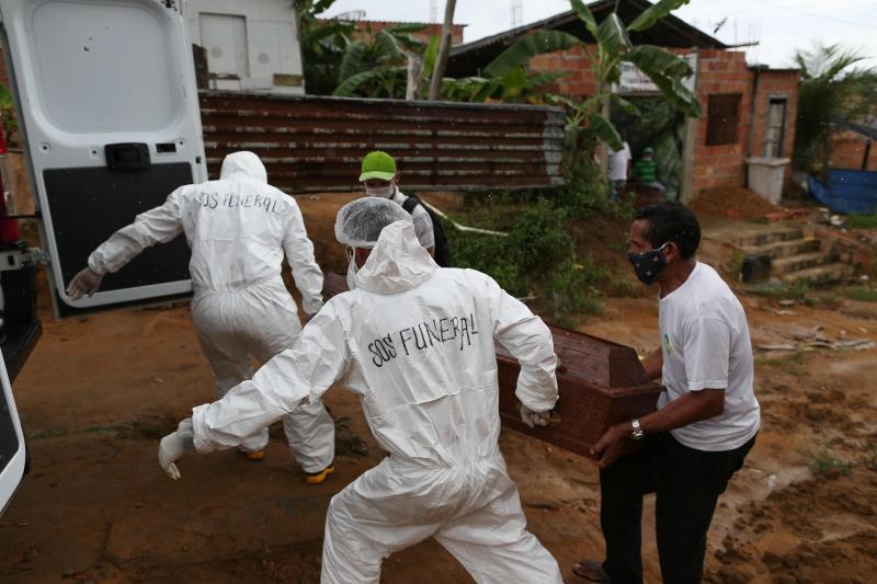 Situação do Brasil preocupa OMS; Amazonas tem o maior índice de mortalidade do País, com 39,1 por 100 mil habitantes