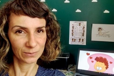 Mauren Veras lança segundo título infantil baseado em experiência da maternidade