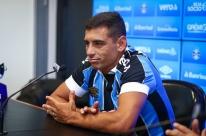 Diego Souza testa positivo para Covid-19