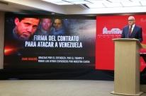 Aliado de Guaidó diz que negociou plano para mercenários capturarem Maduro