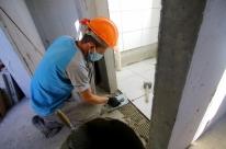 Canteiros incorporam protocolos de segurança à rotina da obra