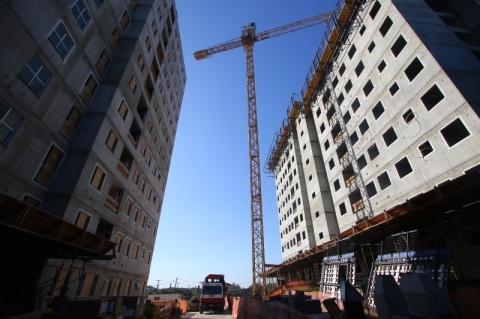 Confiança da construção sobe 6,6 pontos em julho, para 83,7 pontos, revela FGV
