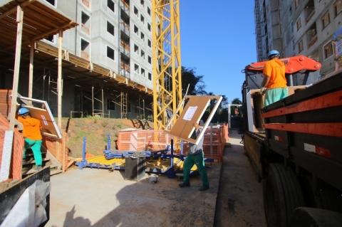 Porto Alegre reativa cerca de 200 canteiros de obras