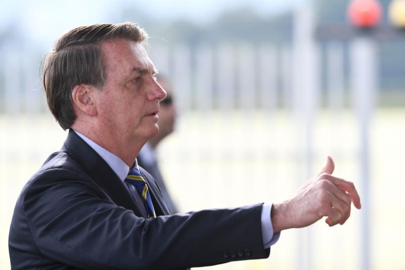 Exames de Jair Bolsonaro foram divulgados no dia 13 após determinação do STF