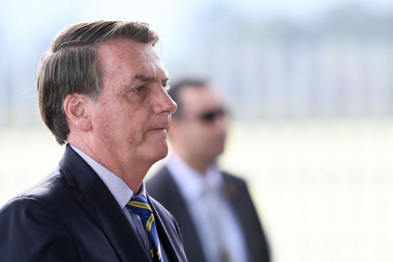 Bolsonaro participou de evento no MT e não mencionou medidas de combate ao incêndio