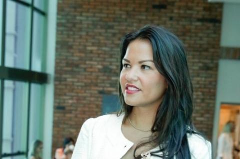 A psicóloga Camilla Terra