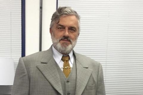 O ator Werner Schünemann