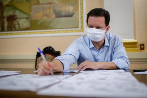 Prefeito Nelson Marchezan testa positivo para o coronavírus