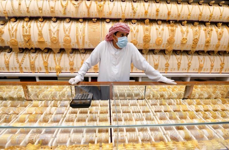 No luxo dos Emirados Árabes, a disseminação do coronavírus está mais controlada