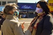 Uruguai, com 919 casos de Covid-19, e RS, com 25 mil, acertam mais testes na fronteira