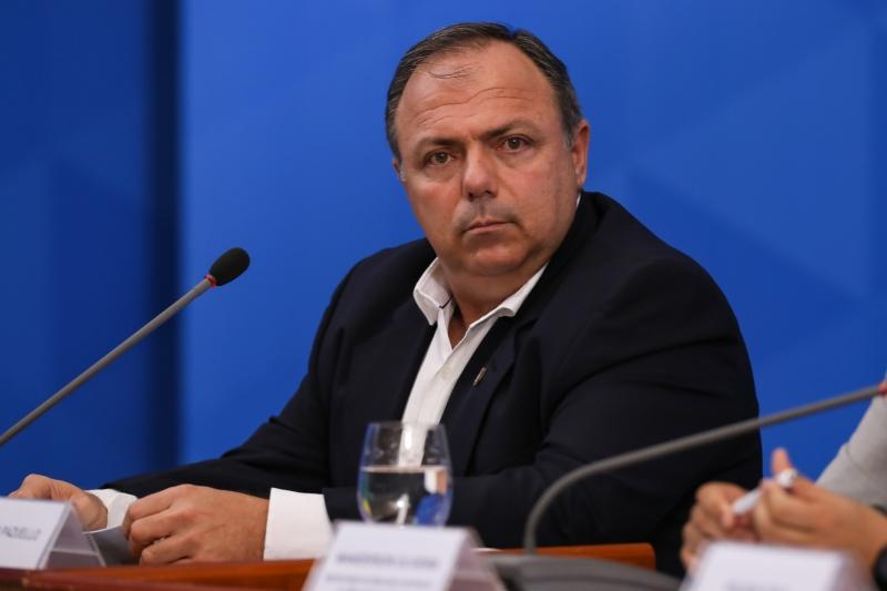 Nome foi anunciado pelo ministro interino da Saúde, Eduardo Pazuello (foto)