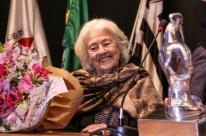 Poesia no Ling homenageia Adélia Prado