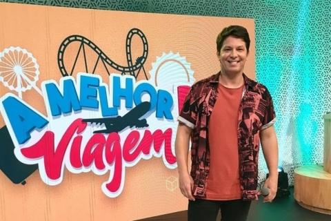Bolsonaro sonda Mário Frias, ator ex-galã de 'Malhação', para comandar a Cultura