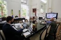 Bolsonaro promete agilidade no socorro a estados
