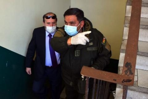Ministro boliviano é preso por suspeita de compra de respiradores superfaturados
