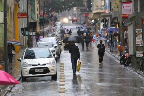 Rio Grande do Sul registra baixas temperaturas e chuvas moderadas nesta semana