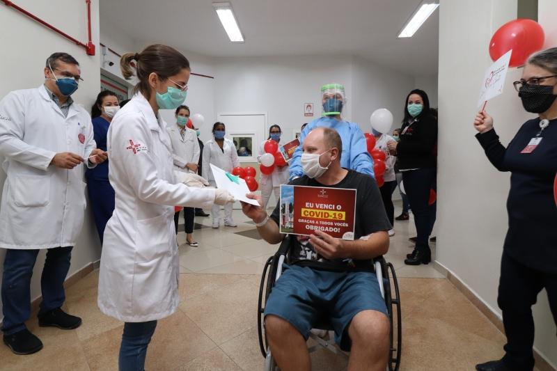Homem de 44 anos, morador de Saldanha Marinho, estava internado desde o dia 13 de maio