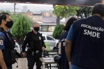 Prefeitura de Porto Alegre multa dois restaurantes por descumprirem distanciamento