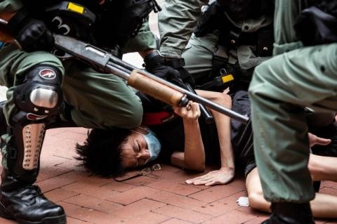 Com China querendo impor nova lei de segurança, Hong Kong registra protestos