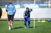 Guilherme Guedes aposta no trabalho para ter chance no time principal do Grêmio