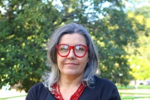 Estela Kurth destaca a importância de mostrar indicadores relevantes