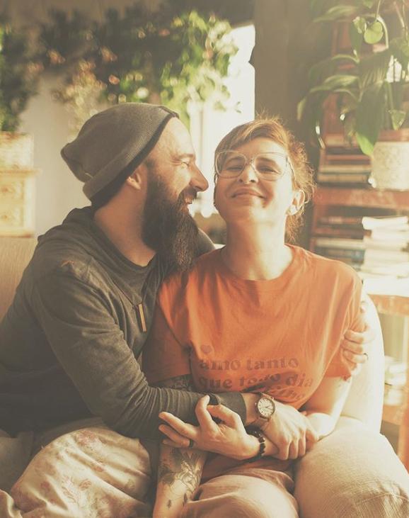 Rafael Barbieri e Bárbara Graziela,  do projeto 15 Segundos de Coisa Boa,  tentam prever possíveis cenários