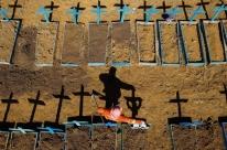 Brasil registra 1.171 mortes por Covid em 24 horas, diz Saúde; total chega a 202.631