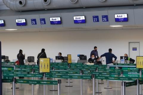 Volume de voos no Rio Grande do Sul é retomado gradativamente