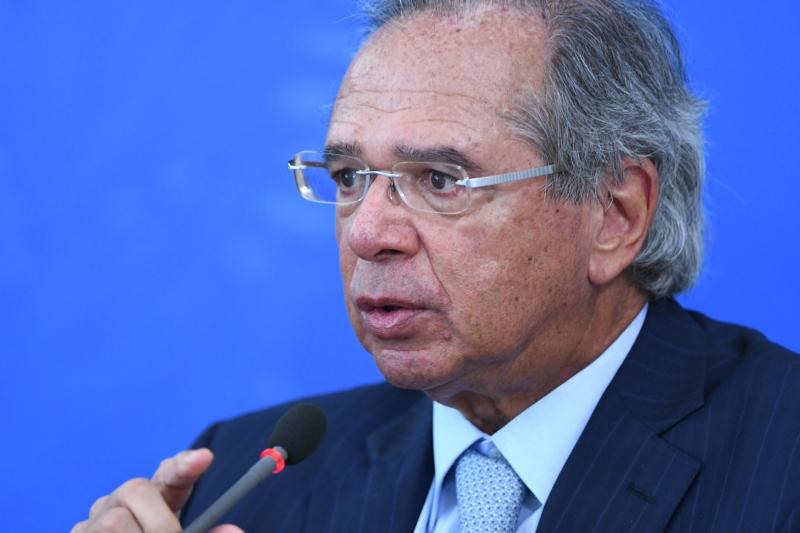 'Sou um cara transparente, aberto', disse o ministro da Economia