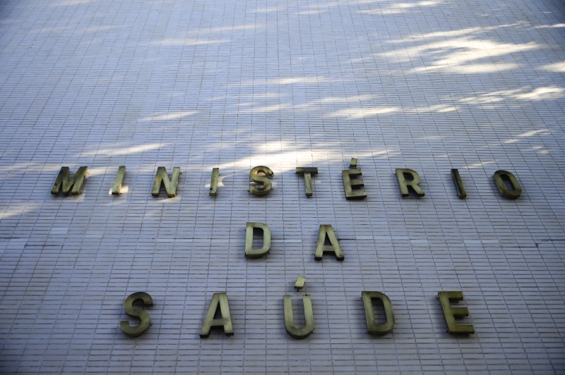 Fachada do Ministério da Saúde na Esplanada dos Ministérios  Publicado em 09/06/2020 09:26  Foto: Marcello Casal JrAgência Brasil  Local: Brasília-DF