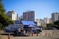 Prefeitura de Porto Alegre oferece vacina da gripe à população em situação de rua