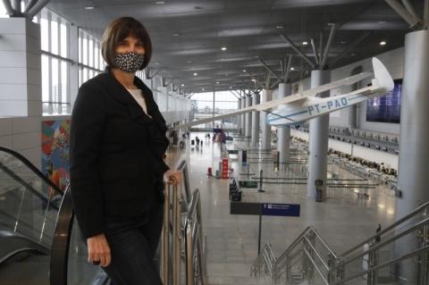 'A pandemia é um desastre', diz CEO da Fraport Brasil, gestora do Aeroporto de Porto Alegre