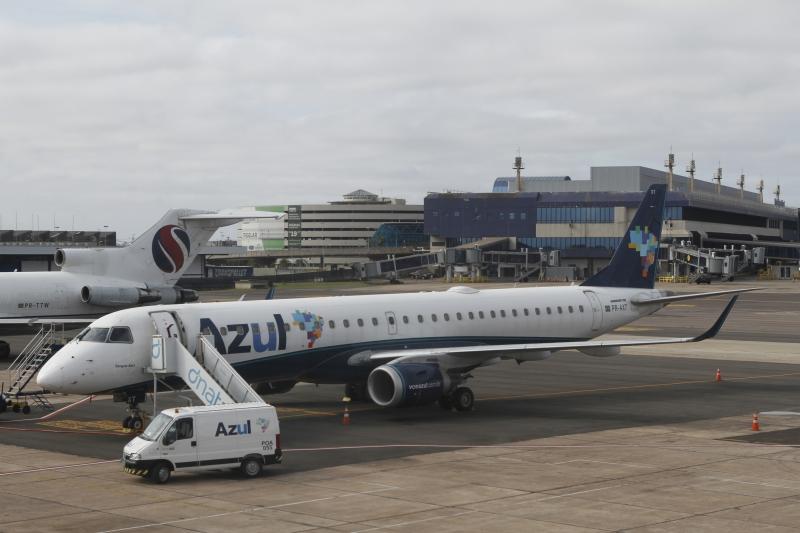 Para outubro, empresa esperar realizar 505 voos por dia