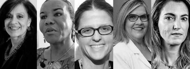 Andrea Giunta, Gloria Crystal, Maureen Gallagher, Maria Berenice Dias e Patricia de Campos Mello são destacadas pela Bienal 12