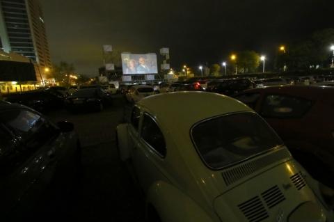 Meio século depois, cine drive-in retorna com força ao Rio Grande do Sul