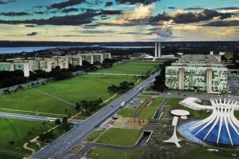 Governador do Distrito Federal decreta fechamento da Esplanada e cita 'ameaça de manifestações'