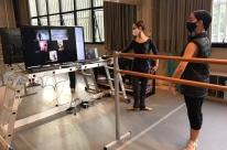 Escola de dança de Porto Alegre inova ao propor aulas híbridas em ambientes virtual e físico