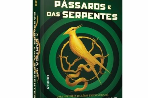 Editora Rocco lança novo livro da série 'Jogos vorazes', de Suzanne Collins