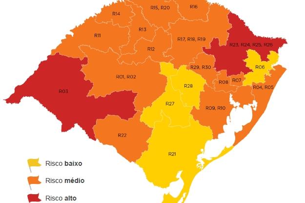 PGE encaminhará ao MP informações sobre cidades que desrespeitarem as bandeiras