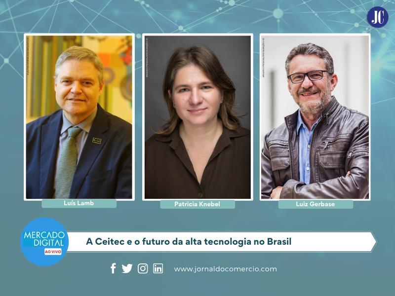 Lamb e Gerbase participam de bate papo sobre futuro da Ceitec e do capital humano da empresa