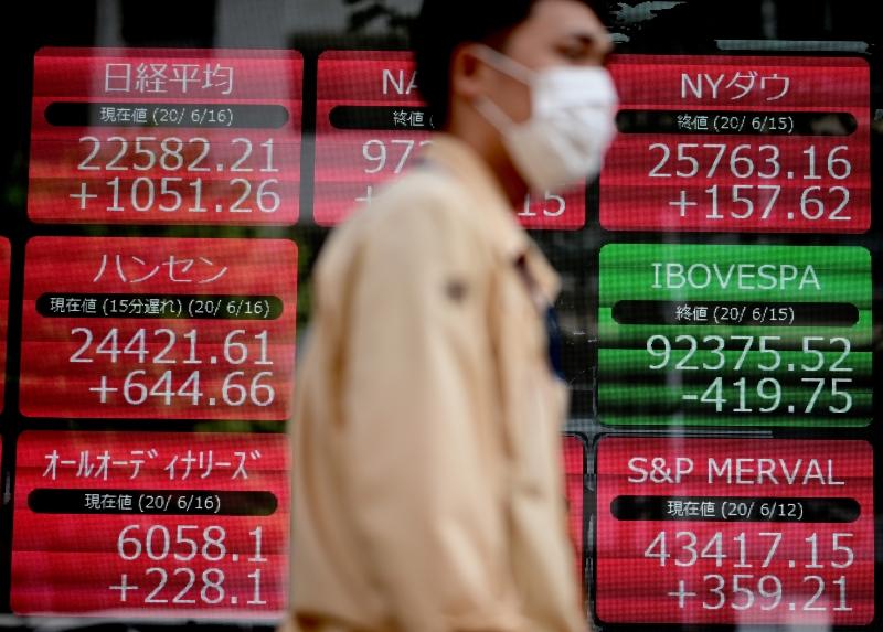 Índice Nikkei caiu 1,22% em Tóquio a 22.259,79 pontos