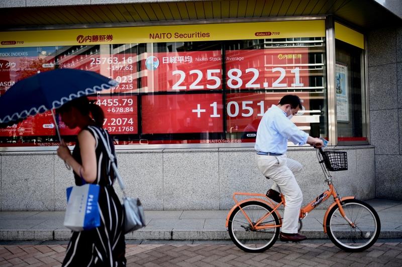 Nikkei subiu 0,73% em Tóquio, a 22.884,22 pontos