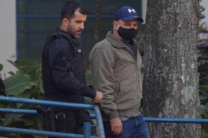 Fabrício Queiroz foi preso em operação deflagrada na quinta-feira