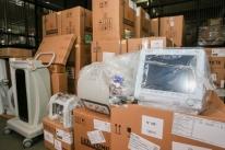 Governo gaúcho distribui 130 respiradores e confirma R$ 92,9 milhões para hospitais