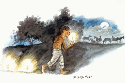 O papel das lendas no mosaico cultural que constitui a identidade gaúcha